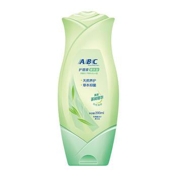 ABC卫生洁阴护理液200ml装 草本型 女性洗液私处清洁