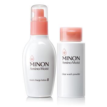 MINON蜜浓氨基酸滋润保湿清洁II号超值组