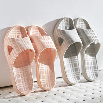 远港室内浴室拖鞋女防臭夏季情侣男款软底防滑时尚凉拖