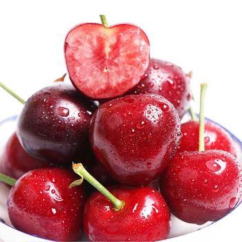 大连产地直销美早樱桃1斤装包邮,新鲜美味
