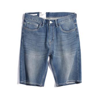 Lee  男士春夏新款牛仔短裤五分裤 L24652P664MB