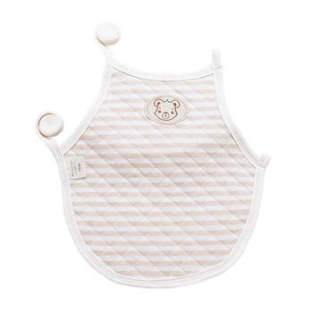 谷斐尔空气层宝宝保暖肚兜新生儿肚围圆形兜兜