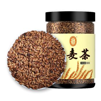 宁安堡 大麦茶原味 浓香型宜搭苦荞茶荞麦茶