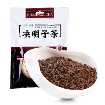宁安堡 熟决明子茶 240g 宁夏特产泡茶炒制决明子袋装