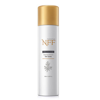 NFF 韩国 艾草修复防晒喷雾 180ml/瓶防晒妆前乳