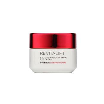 法国•欧莱雅 (L'Oreal)复颜抗皱紧致滋润眼霜15ml