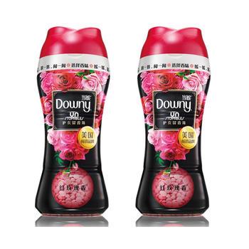 当妮洗衣护衣留香珠红玫瑰香200克*2  衣服香水的秘密