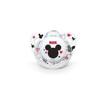 NUK 迪士尼安睡型硅胶安抚奶嘴 6-18个月