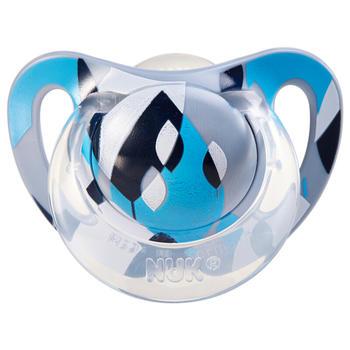NUK 智选型硅胶安抚奶嘴2只装 一般型6-18个月