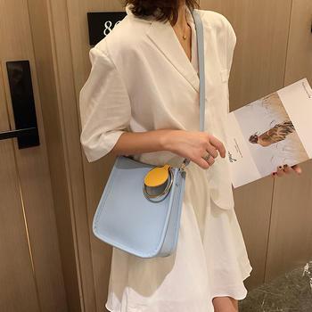 雅诗罗韩版时尚新款小清新休闲包包斜挎女包小包包