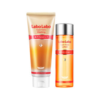 Dr.Ci:Labo城野医生控油收敛补水护肤套装