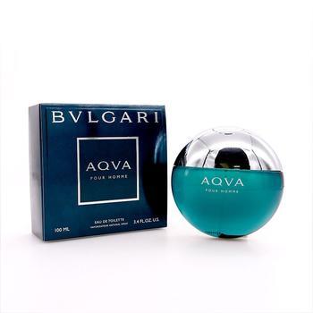 宝格丽(BVLGARI)碧蓝男性淡香水100ml 水能量 香水男士