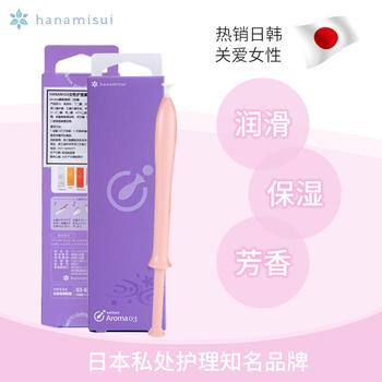 Hanamisui女性护理凝胶Aroma香味润滑系列3支装