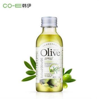 (买2送1)韩伊 橄榄精纯橄榄油125ml润肤护发卸妆