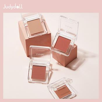 Judydoll橘朵润色丝滑单色腮红新色号轻盈丝滑