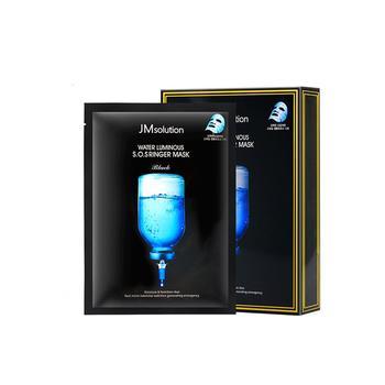 JMsolution深水炸弹水光针剂急救深层补水面膜10片/盒