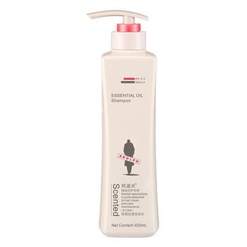 阿道夫轻柔丝滑洗发乳液420ml,秀发柔润顺滑