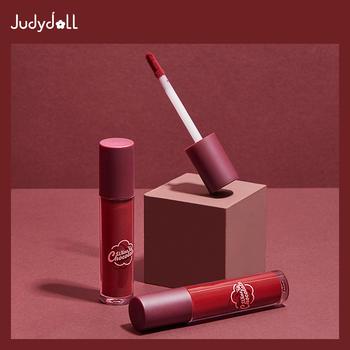 Judydoll橘朵红酒巧克力哑光唇釉雾面持久色泽