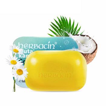 Herbacin德国小甘菊洁肤皂 100g 深层清洁 补水保湿