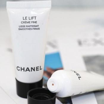 香奈儿(Chanel)智慧紧肤植物精萃乳霜(轻盈版) 5ml
