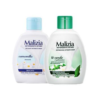 玛莉吉亚 女性私处护理液(洋甘菊)200ml+护理液(绿茶茉莉)200ml