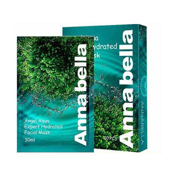 ANNABELLA泰国海藻面膜 富含深海矿物精华10片/盒 深层补水面膜