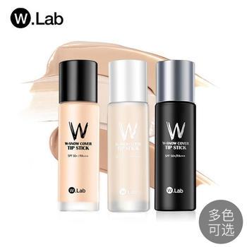 【戚薇同款】wlab超模粉底液遮瑕保湿持久控油BB霜裸妆干油皮亲妈
