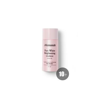 韩国•梦妆(mamonde)花萃透亮净白保湿乳 15ml*10个