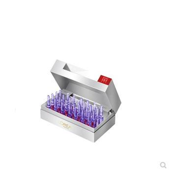 欧莱雅复颜玻尿酸水光充盈冻干焕亮安瓶精华液