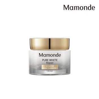 梦妆(Mamonde)素方花净白修护保湿霜