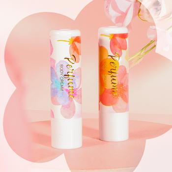 HengFang恒芳花漾清甜香体膏樱桃玫瑰淡香学生款少女香氛固体香膏